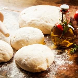 Тесто для пиццы по-Итальянски