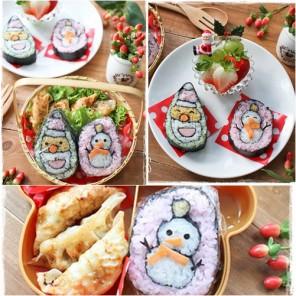 Рождественские суши