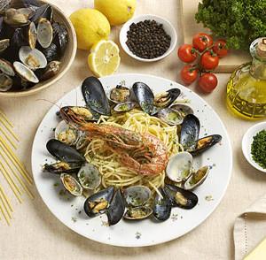 Спагетти алла маринара