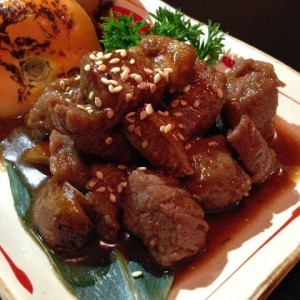 мясо в соусе