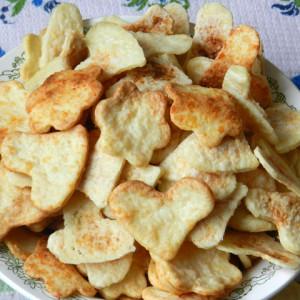сырное печенье