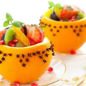 """Фруктовый салат: """"Смешной Грейпфрут"""""""