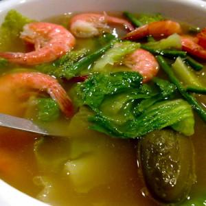 Синиганг - филиппинский суп