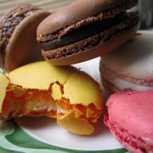 Французкий изысканный десерт MACARON