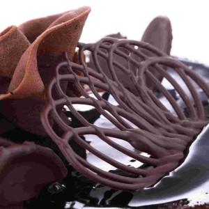 Как просто украсить торт/Easy cake decoration :)