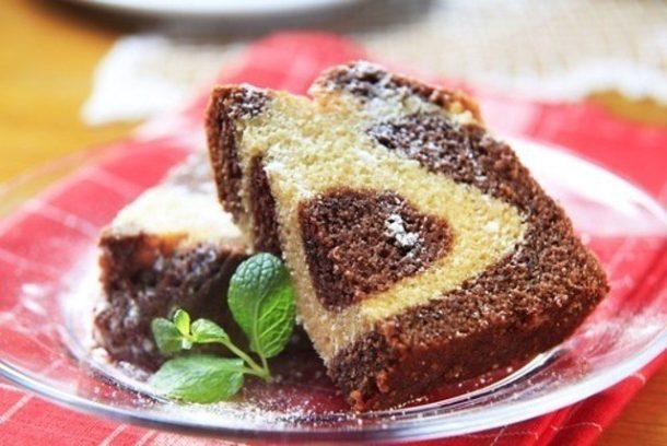 Мраморный пирог: ПРОСТО и ОЧЕНЬ ВКУСНО