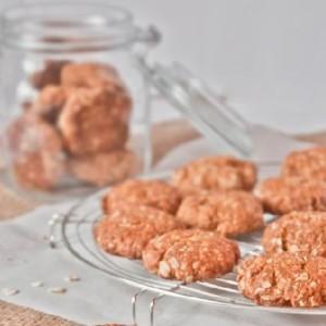 Экзотическое печенье  Анзак