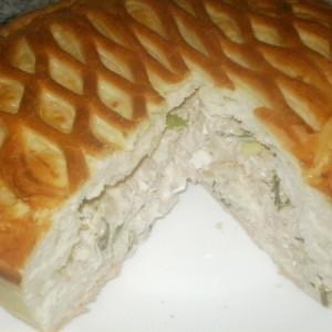Тесто на кефире для пирогов. Видеорецепт