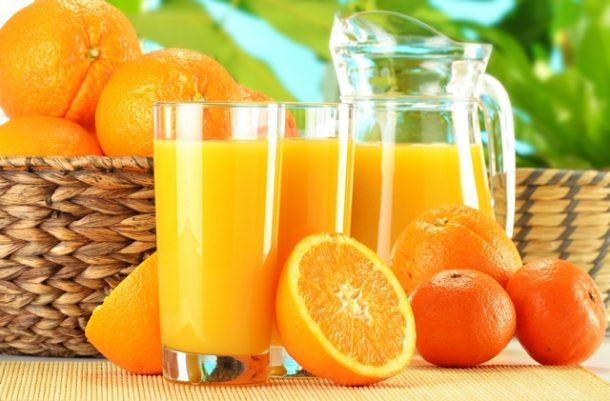 Сок, восстанавливающий силы и здоровье