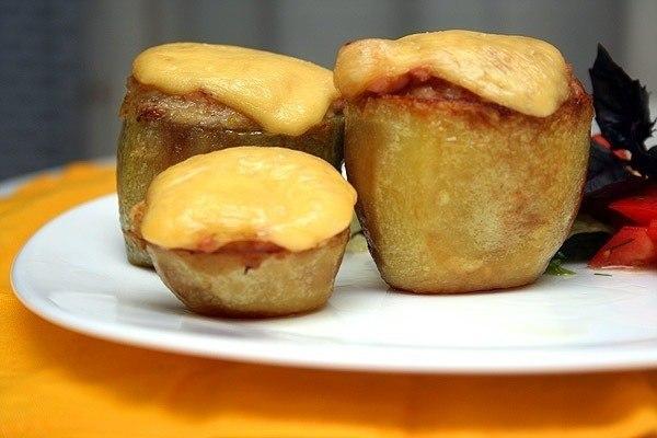 Картошка-бочка