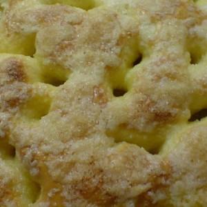 "Сахарный пирог ""Tarte au sucre"