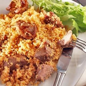 Марокканская кухня: кускус и баранина