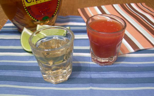 Сангрита: томатная спутница текилы