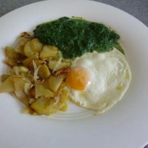 Любимый шпинат австрийцев