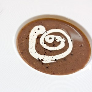 Каштановый суп