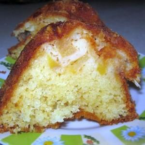 Яблочный пирог (шарлотка)