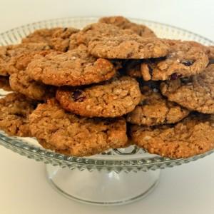 Овсяное печенье для худеющих