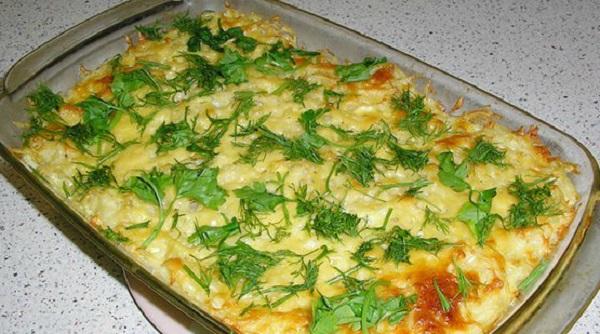 Рецепт вкусного блюда из кабачков