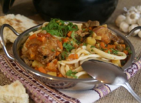салат рецепт классический с мясом